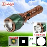Goread C24 zoom rechargeable R2 LED torch