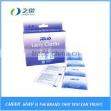 Lens Cleaning Wipes Single Pack Lens