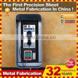 2014 professional custom london telephone booth for sale