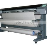 China Digital Garments Graph Cutting Vinyl Plotter Machines For Printing stencil cutting plotting machine