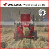 WDK mini square baler with low price made in china for sale