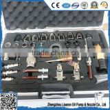 Denso common rail injector tools 38PCS,automotive electronic repair tools and common rail tool kit for injector repair machine