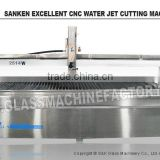 CNC Stone Water Jet Cutting Machine