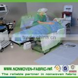 Nonwoven Products Hospital disposable bed cover SMS surgical bed sheet