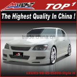 Body kits for LEXUS-98-05-IS200-Style H