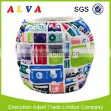 2016 Newest Alva Washable One Size Swimming Diapers for Baby Swim Pants                                                                         Quality Choice
