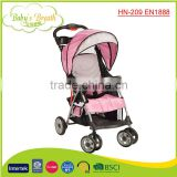BS-41B HN-209 EN1888 standard super baby stroller with carriage prices, types baby stroller