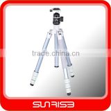 Aluminum Tripod Camera Tripod 4section leg tripod with tripod head for camera dslr dv video