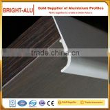 Factory direct sale aluminium extrusion for window and door sign frame sine 1992 with 24 years experience