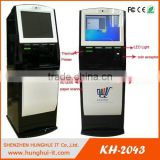 Megnetic Card Reader Self Payment Kiosk Smart Card Reader Coin Dispenser Payment Kiosk