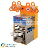 Hot sale full automatic digital selaer 400kw fruit jelly cup sealing machine                                                                         Quality Choice