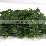 decorative garden fencing sweet potato leaves artificial boxwood hedge mat topiary grass carpet with factory price