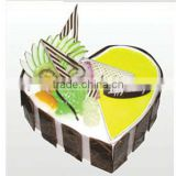 Beautiful Plastic Emulational Birthday Cake Simulation Birhtday Cake For decoration/Ornament cake