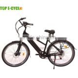 China Manufacturer OEM EN15194 HOT SALE Cheap Green City Bicicleta Electrical Pedal Assist E Bike