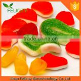 Colorful Jelly Bean Candy Gummy Fruit Flavor