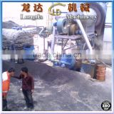 Pulverized Coal Burner/material of construction