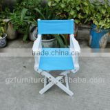 2014 fashion children wooden folding director chair                                                                         Quality Choice