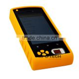 Portable Fingerprint Time Attendance with WIF, GPRS, GPS, Bluetooth, Camera, Mobile Phone, and barcode function                                                                         Quality Choice