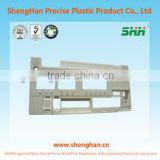 OEM Class designed plastic injection molding plastic Face-plate for Printers with ISO certificate made in China