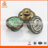 Wholesale custom made clothing buttons metal buttons for shirts