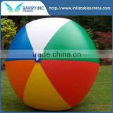 Beach Ball Type and Inflatable Toy Style Yellow Emoji Inflatable Beach Ball