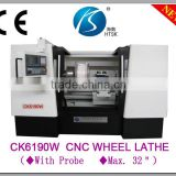 2015 New product Wheel drawing machine CK6190W on promotion
