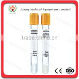 SY-L013 Blood test tubes manufacturer clot activator tube gel tube
