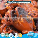Wholesale cheap japanese food sesame frozen seasoned baby octopus