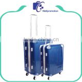 Transparent plastic covers for suitcases