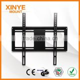 Cold rolled steel TV screen mount bracket with bubble level