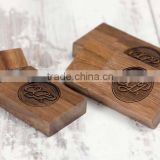 1 dollar usb flash drive promotional gift usb flash drive, bulk 8GB usb flash drive Walnut wood