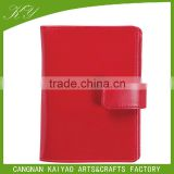 leather hardcover sticky notes in different colors and shapes for promotion