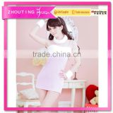 CSWh48 Sexy bunny uniform party costumes halloween costume uniform
