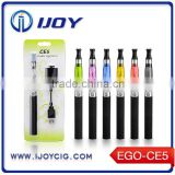 2013 electronic cigarette ego ce5 kit, ego ce5 starter kit, ce5 clearomizer, ce5 atomizer
