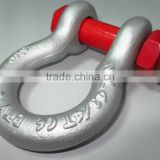 G-2130 Safety Pin Us Type Bolt Anchor Shackle in hardware