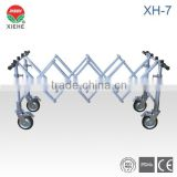 XH-7 Banquet Chair Trolley(silver)