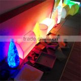 DMX 512 control full color changing villa / hotel led paving stone lights