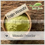 No Starch No Additve 100% Pure Wasabi Powder for Sushi Products