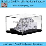 China supplier custom wholesale acrylic hat box and round hat box