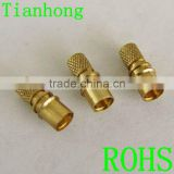 Precision Brass Bush, Turning Parts, Machining Parts