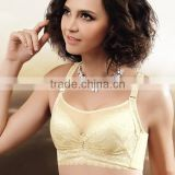 2015 nylon sew in push up bra cups