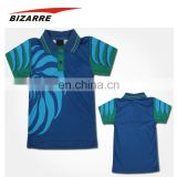 New Custom Pattern Logo Online Design Cricket Jersey