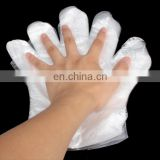 100pcs/pack Disposable PE Garden Home Restaurant BBQ Plastic Multifuction Gloves