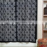 The new design luxury stylish shower curtain Hot selling New Design printed curtains