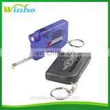 Winho On the Go Keychain Tape Measure with light