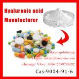 Quality and quantity assured sodium hyaluronate
