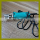 Manual portable electric UPVC window machine for external corner cleaning