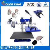 Multi Shaped Printable 8 in 1 Spare Parts for Heat Press Machine