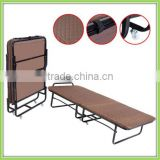 BaZhou Furniture Manufacturers wholesale portable metal single folding bed