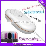 Wireless Speaker Support Music Speaker Control Take Photo Speaker Portable Mini Bluetooth Speaker With Hot